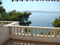 Appartements Villa Ursić - Apartment für 2+2 Personen - Ferienwohnung Brela