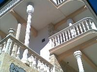 Appartements Karmela - Apartment für 4 Personen-1 Etage (A2) - Ferienwohnung Grebastica