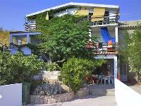 Sommer Appartements Dražica - Apartment für 4 Personen (1) - Ferienwohnung Zubovici
