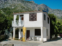 Ferien Appartements Tomić - Apartment für 4 Personen (A1) - Podaca