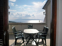 Accommodation House Luka - Apartment for 3 persons (1) - apartments makarska near sea