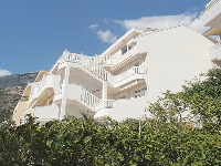 Online Apartments Bonaca - Apartment for 3+2 persons (1B) - Baska Voda