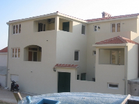 Summer Accommodation Jelena - Studio apartment for 2 persons with mountain view (4) - Apartments Bol