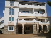 Beachside Apartments Doriva - Studio apartment for 2 persons (S1 - S5) - Apartments Novalja
