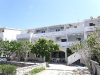 Summer Apartments Wonderland - Apartment for 2+2 persons - sea view apartments pag