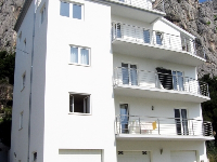 Summer Apartments Kovačić - Apartment for 4+1 person - omis apartment for two person