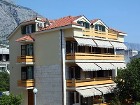 Studio Appartements Raos - Studio appartement pour 2 personnes (A1) - Appartements Makarska