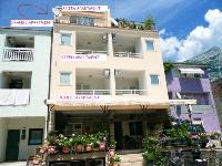 Appartements & Chambres Vujčić - Studio appartement pour 2+1 personne (Violet) - Appartements Makarska