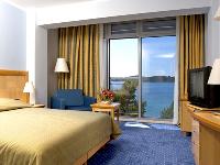 Grand Hotel Orebić - Chambre pour 1 personne avec vue sur la mer - Chambres Orebic