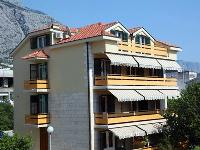 Studio Apartmani Raos - Studio apartman za 2 osobe (A1) - Apartmani Makarska