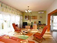 Appartements Viki - Luxus Apartment für 8 Personen - Ferienwohnung Stobrec