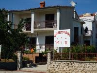 Familien Appartements Mid - Apartment für 4+1 Person (A1) - Ferienwohnung Brodarica