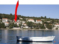 Strand Appartements Amalija - Apartment für 2 Personen (A2) - Ferienwohnung Lumbarda