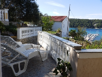 Beachside Apartments Jagoda - Apartment for 2 persons (1) - Apartments Rab