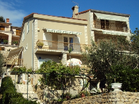 Summer Accommodation Pribil - Apartment for 2 persons (A1) - Apartments Rab