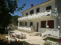 Family Apartments Vesna - Studio apartment for 2+1 person - Apartments Rab