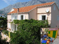 Summer Accommodation Krstičević - Studio apartment for 2+1 person - apartments in croatia