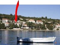 Plage Appartements Amalija - Appartement pour 2 personnes (A2) - Appartements Lumbarda