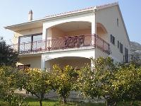 Appartements de Vacances Matić - Appartement pour 2+2 personnes - Appartements Seget Donji