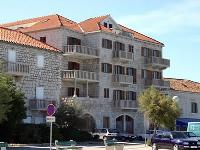 Aparthotel Adriatic - Apartment für 4 Personen - Ferienwohnung Postira