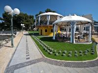 Hotel Sipar - Premium Zimmer für 2 Personen mit Meerblick mit Balkon - Zimmer Umag