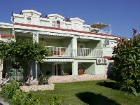 Unterkunft Dubravka - Apartment für 2+1 Personen Meerblick (1B) - Ferienwohnung Okrug Gornji