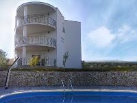 Sommer Appartement Petra - Apartment für 4+1 Person (A1) - Ferienwohnung Rogoznica