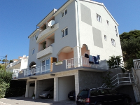 Online Accommodation Rubić - Studio apartment for 2 persons (A6) - omis apartment for two person