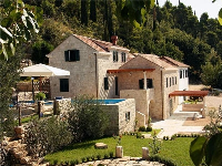Villa Kameni Dvori - Luxury villa for 11 persons - Villas Croatia