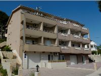 Online Accommodation Nedo - Studio apartment for 2 adults + 1 child (S3) - omis apartment for two person