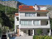 Online Accommodation Bubalo - Studio apartment for 2+1 person - omis apartment for two person