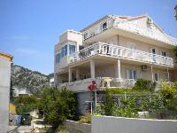 Hébergement de Vacances Krešić - Chambre double avec vue sur la mer (R3) - Chambres Hvar