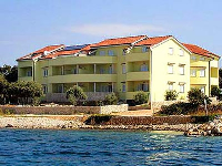 Beachside Accommodation Lanterna - Studio apartment for 2 persons (1) - Houses Privlaka