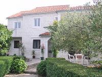 Tradicionalni Smještaj Matić - Studio apartman za 2 odrasle osobe + 1 dijete - Apartmani Supetar