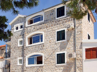 Villa Plazibat - Zimmer für 3 Personen - Zimmer Cervar Porat