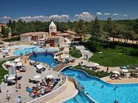 Hébergement de Vacances Sol Garden Istra - Chambre classique pour 2 personnesavec balcon - Chambres Umag