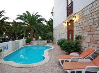 Villa Adriatica - Chambre pour 2 personnes - Chambres Supetar