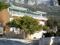 Sommer Unterkunft Popovac - Studio Apartment für 2 Personen (AS-a,b,c) - Haus Gradac