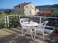 Haus Tisno - Apartment für 4+2 Personen - Ferienwohnung Tisno