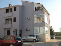 Apartman Grozić Porat - Apartment für 2+2 Personen - krk strandhaus