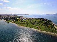 Unterkunft Šimićev - Studio Apartment für 2 Personen (C) - Ferienwohnung Zadar