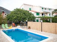Hébergement de Vacances Gulišija - Studio appartement pour 2 personnes (A) - Seget Vranjica