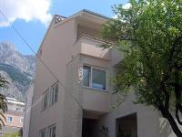 Appartement de Vacances Škrabić - Appartement pour 4+2 personnes (1) - Appartements Makarska