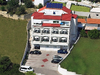 Vila Stipe - Apartman za 2 osobe s pogledom na more - Apartmani Podstrana