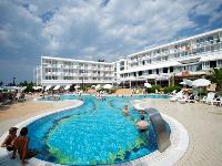 Hotel Laguna - Dvokrevetna soba s bračnim krevetom, balkonom i pogledom na more - Novigrad