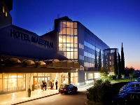 Hotel Maestral - Trokrevetna soba s balkonom - Novigrad