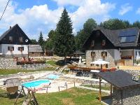 Hébergement Traditionnel Plitvice Ethno House - Chambre pour 2 personnes - Jezerce