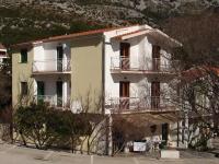 Ferienhaus Roko - Apartment für 2 Personen - Ferienwohnung Drvenik