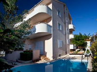 Appartements Villa Sonja - Apartment für 2+2 Personen - Milna