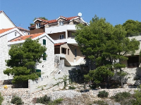 Smještaj uz plažu Bili - Studio apartman za 2+1 osobu (A2) - Apartmani Milna